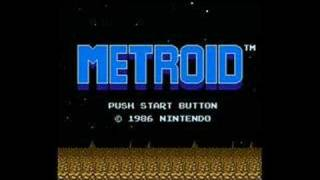 Metroid Music-Kraid
