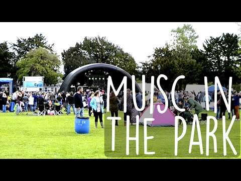 Music in the Park 2015 PROMO