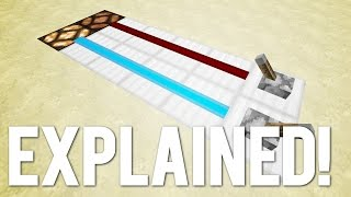 Minecraft: Blue Redstone April Fools EXPLAINED!