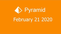 Microsoft Solitaire Collection - Pyramid - February 21 2020