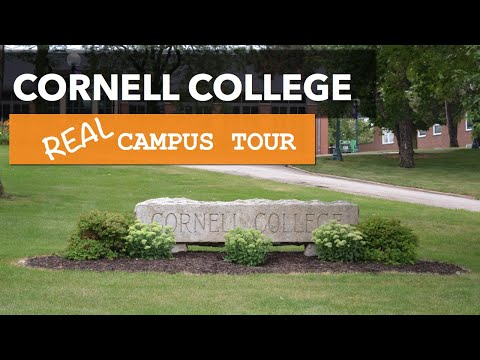 College Tour | Cornell College - Everything You Need to Know [in just 10 minutes]