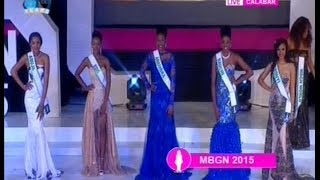MBGN 2015 Crowns a new Queen and the winner is