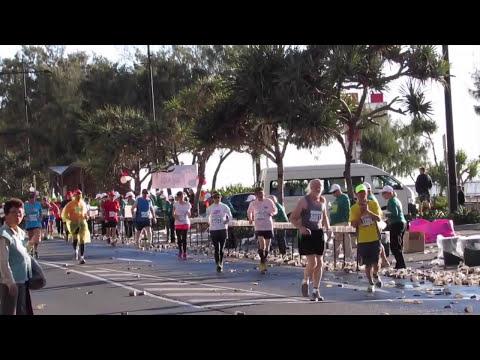 Gold Coast Airport Marathon 6 July 2014