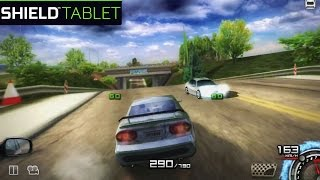 Race Illegal High speed 3D - Gameplay Nvidia Shield Tablet Android 1080p (Android Games HD) screenshot 1