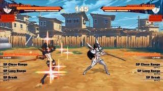 Kill la Kill: The Game - 15 Minutes of NEW Gameplay | Evo 2018 Demo (1080p)