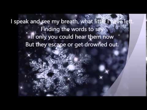 Caves of Ice by Destery Smith Lyrics