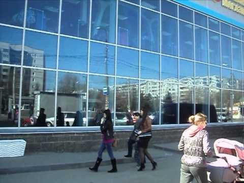 ae117034 Ульяновск, ТЦ Айсберг - YouTube