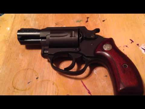 Charter Arms 38 special Off Duty Revolver
