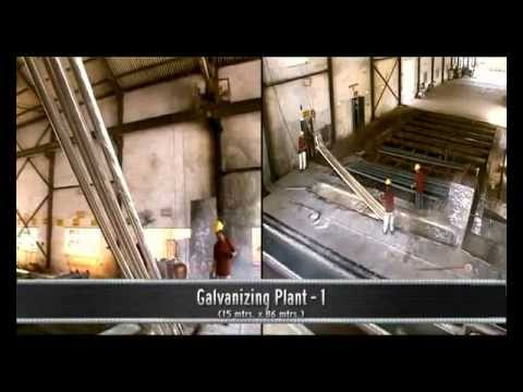 Vishal Engineers & Galvanizers Pvt. Ltd. Corporate Video