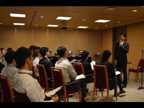 Finance & Accounting team in Tokyo - Future Leaders Event