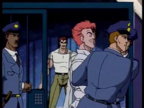 Spiderman The Animated Series (1994) Eddie Brock meets Cletus Kasady
