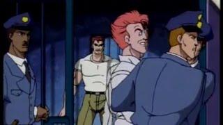 Spider-Man The Animated Series (1994) Eddie Brock meets Cletus Kasady