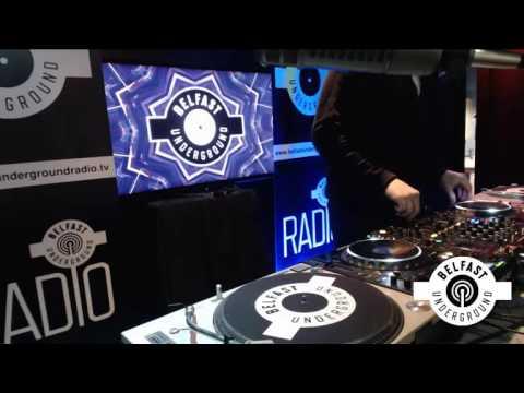 Michael & Mark Fearon Live On Belfast Underground Radio 05/02/17