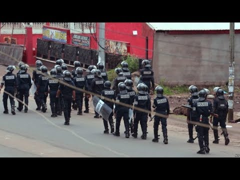 Gov't war against Ambazonia forces hits Littoral Region, fleeing Anglophones flood Mbanga! See