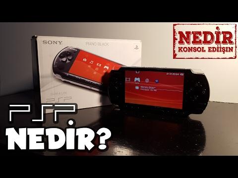 Sony PSP NEDiR?