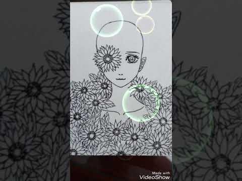 Ngày hội hoa hướng dương /vẽ tranh hưởng ứng