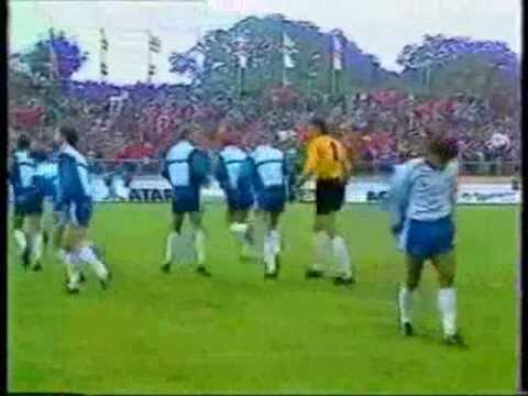 Fussball Wm 1990 Qualifikation Ddr Sowjetunion 2 1
