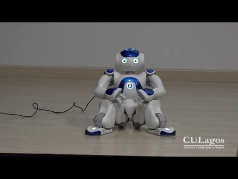 2016 CULagos - XVII Feria de la Ciencia, Arte y Tecnología - Robot NAO; Robótica Social
