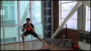 Conditioning Kettlebell Workout #1 - Machine Workout Plan