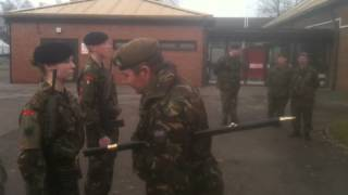 C Company Drill Team 2012 001