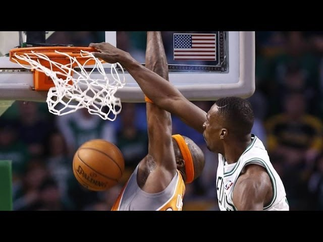 Jeff Green - Every Dunk 2012-2014 - Over 100 dunks!! + replays [HD]