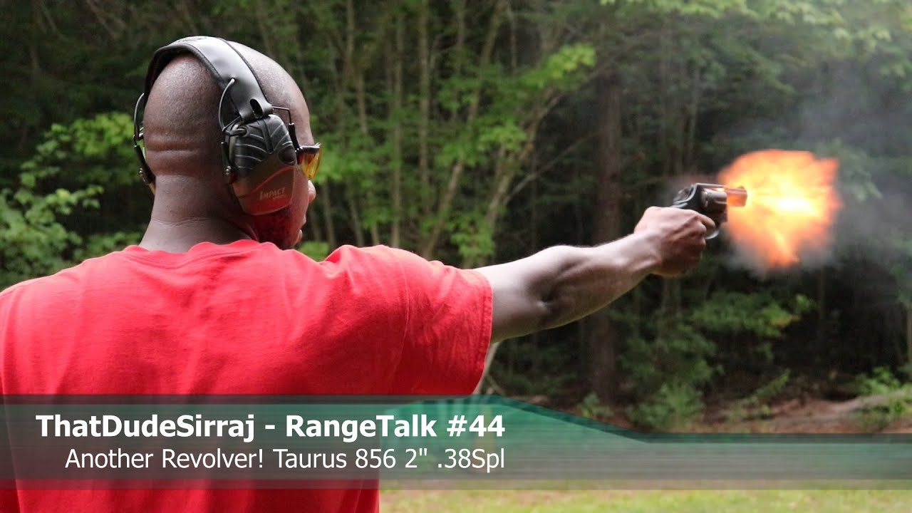 RangeTalk #44 - Reviewing the Taurus 856