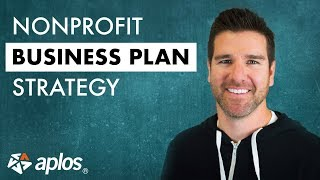 Nonprofit Business Plan Strategy