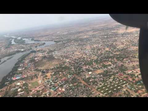 Ramblin' Randy: South Sudan - Takeoff Over Juba