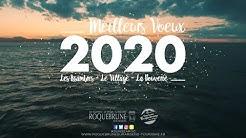 Film des Vœux 2020 | Ville de Roquebrune-sur-Argens