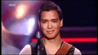The Voice of Holland   Stanley van der Burgh - Halleluja I Just Love Her So