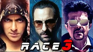 Race 3 Movie 2018 - Salman Khan Villain - Saif Ali Khan I Anil Kapoor  - HUNGAMA