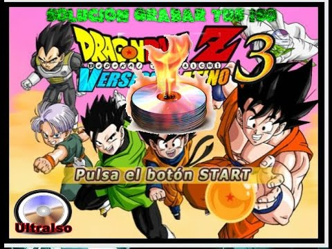 DESCARGAR Y GRABAR DRAGON BALLZ BUDOKAI TENKAICHI 3 VERSION LATINO (PARA PS2)SOLUCION