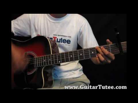 Taylor Swift - Im Only Me When Im With You, By Www.GuitarTutee.com