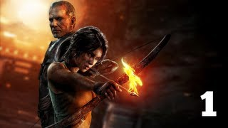 Прохождение Tomb Raider — Часть 1: Логово падальщиков