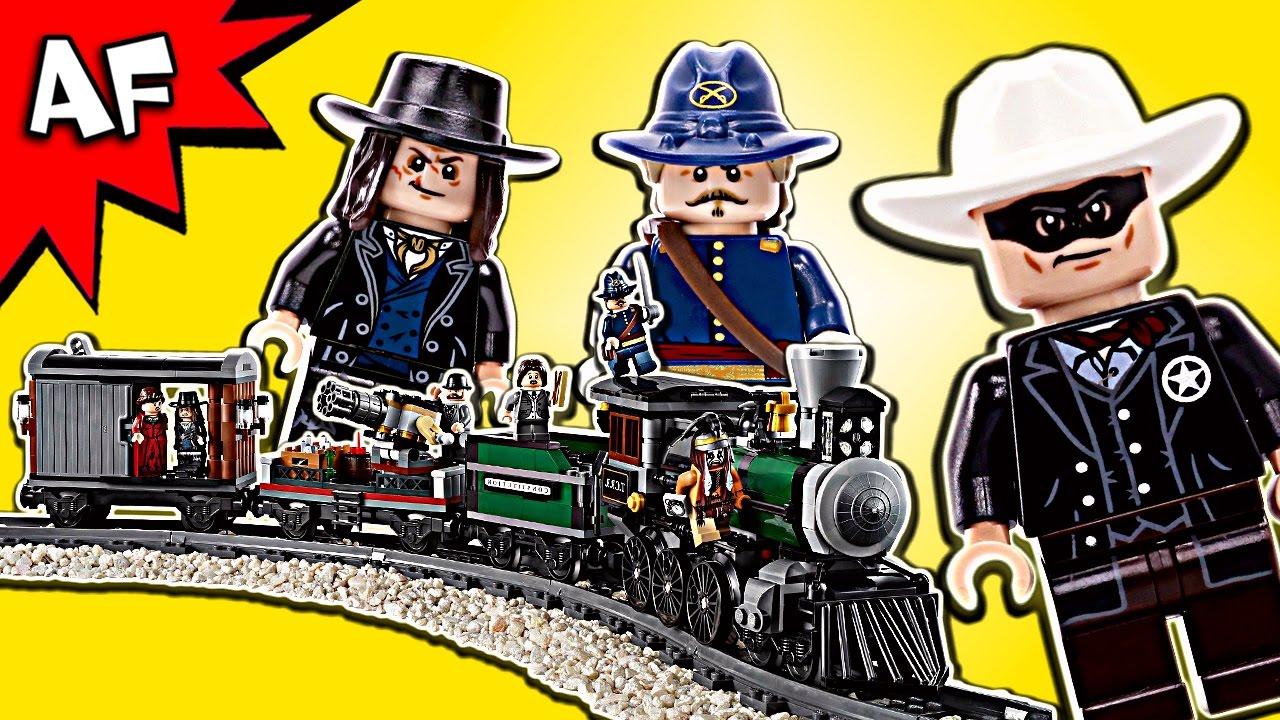 Lego Danny Reid 79111 Constitution Train Chase The Lone Ranger Minifigure