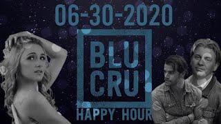 Blu Cru Happy Hour w/ Brooklyn Blackmore, Leighton Fields, and Ray Mattie