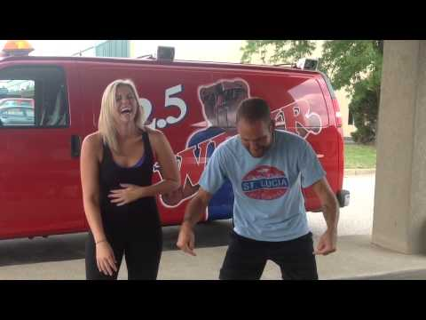 WBKR's Chad and Jaclyn Take the Ice Bucket Challenge