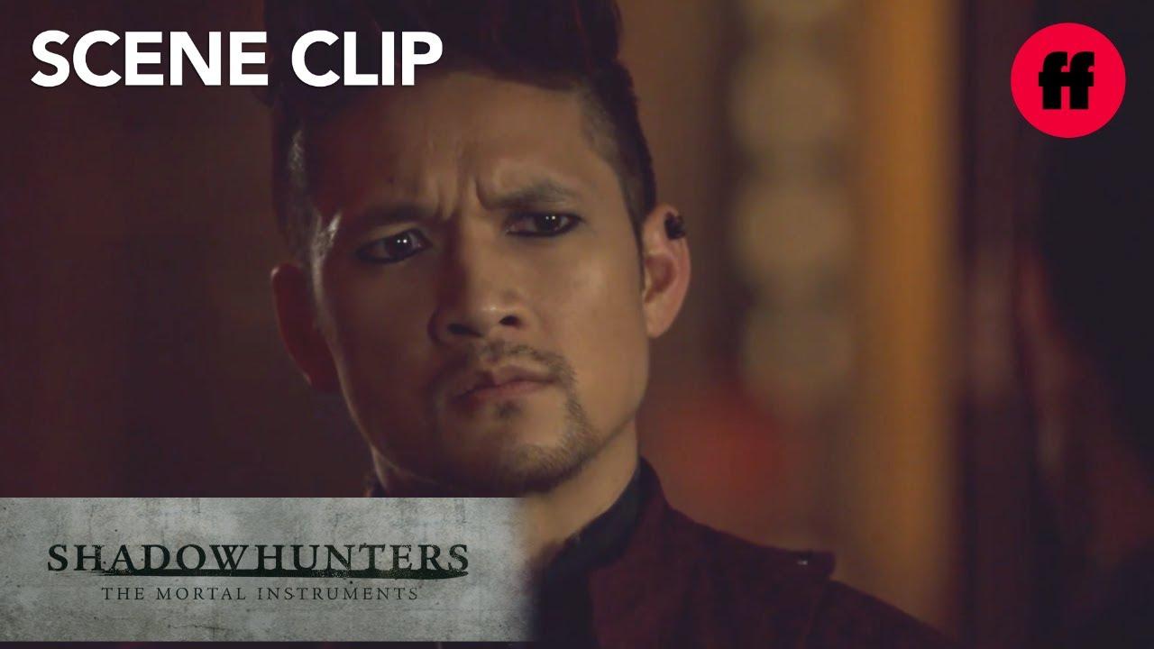 Download Shadowhunters   Season 3, Episode 9: Magnus Fights With Lorenzo   Freeform