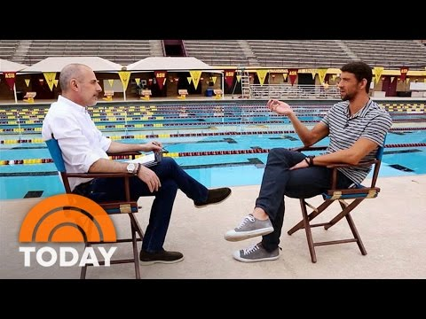 Michael Phelps On Rehab, Recovery And His Hopes For An Olympic Comeback | TODAY