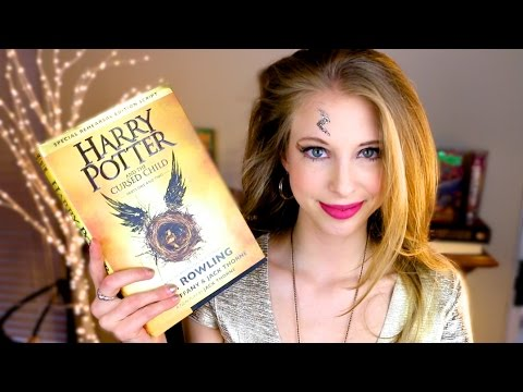 HARRY POTTER AND THE CURSED CHILD BY JK ROWLING & JACK THORNE | booktalk with XTINEMAY