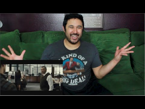 BATMAN V SUPERMAN: DAWN OF JUSTICE - COMIC CON TRAILER REACTION & REVIEW!!!