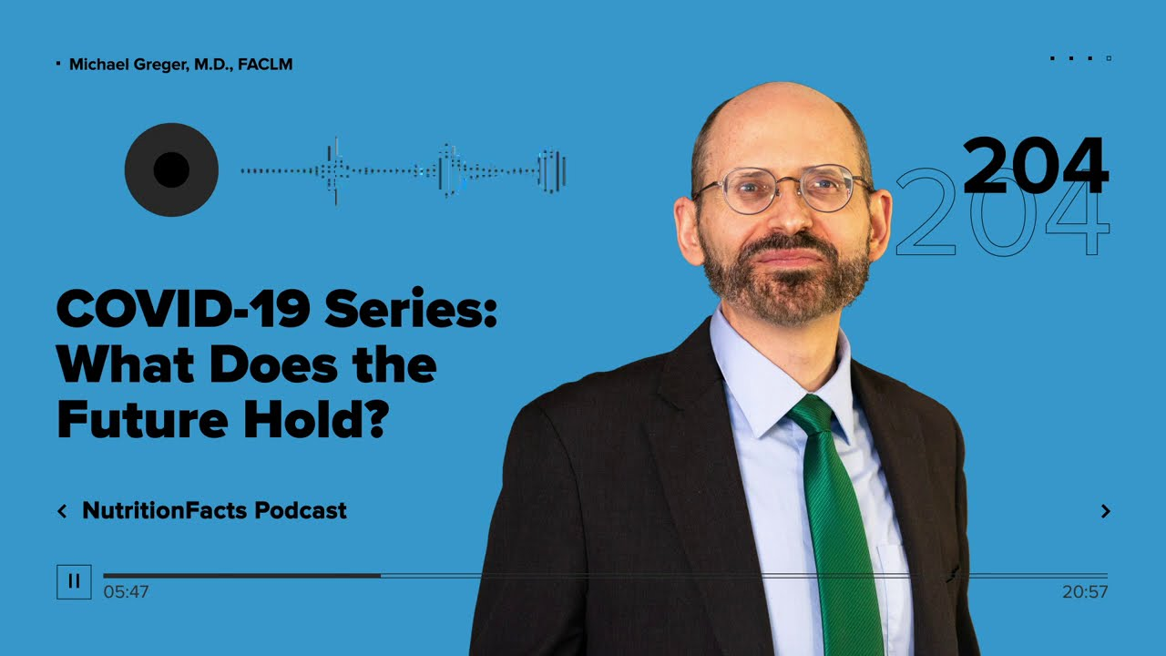 Podcast: COVID-19 Series: What Does the Future Hold?