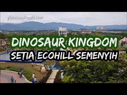 Dinosaur Kingdom Setia Ecohill Semenyih
