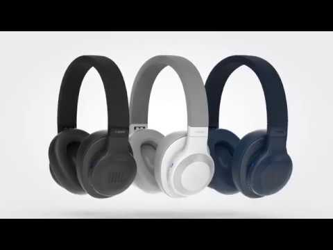 JBL E65BTNC  Cuffia wireless noise cancelling - YouTube 93a9f11ecce9