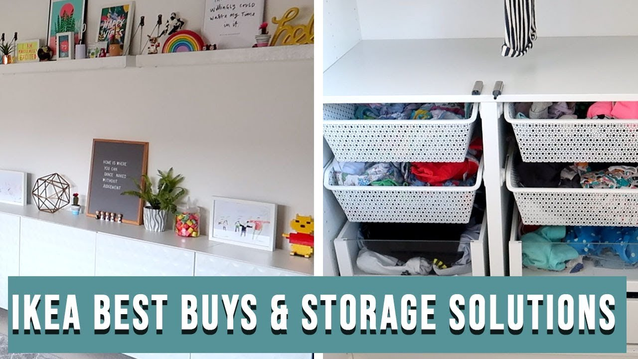 Storage Solutions Ikea Storage Solutions Favourite Ikea Purchases Must Haves For Storage And Organisation