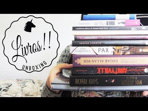 Super Unboxing | Livros da Saraiva ♥