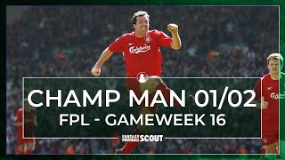 CHAMP MAN FPL | GAMEWEEK 16 PREVIEW | MORE DOUBLES!