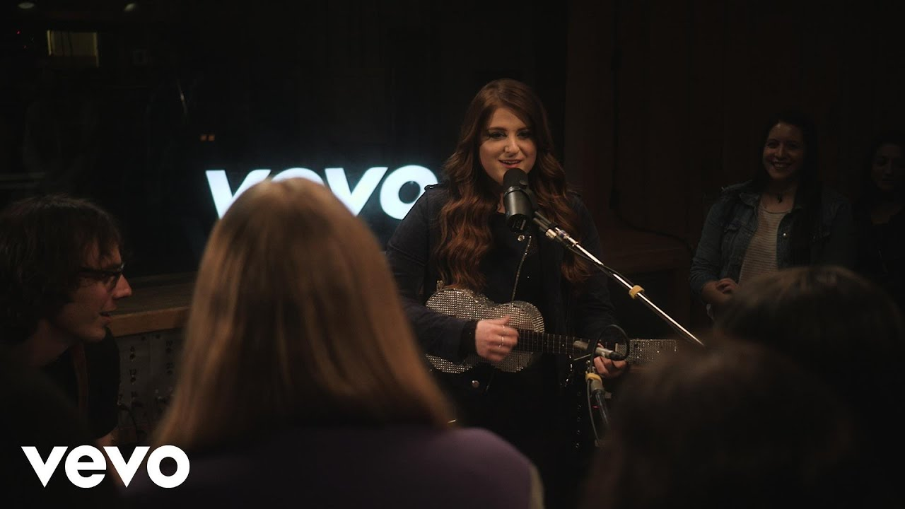 Meghan Trainor - Just a Friend To You (Vevo Presents)