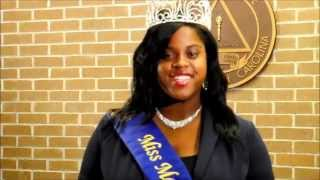 EBONY 2015 Campus Queen: Miss Morris College