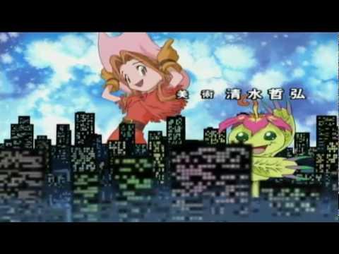 Digimon Adventure - tengo la fe